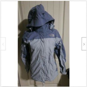 The North Face Blue Winter Coat Women Size Medium